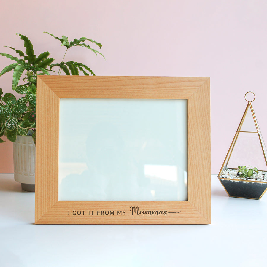 Personalised Photo Frame | Mother's Day | Large 8x10