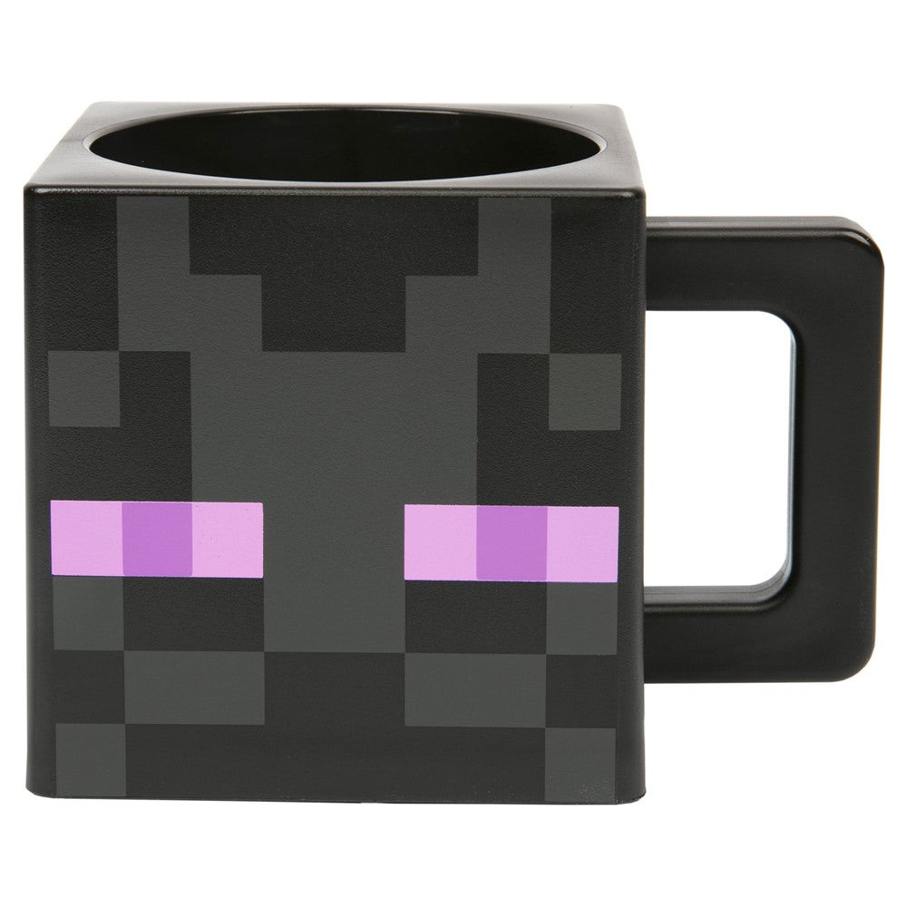 Cana de plastic Minecraft Enderman,  250 ml