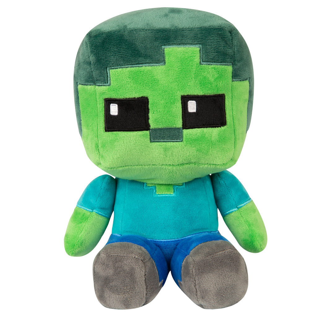 Plus Minecraft Mega Zombie