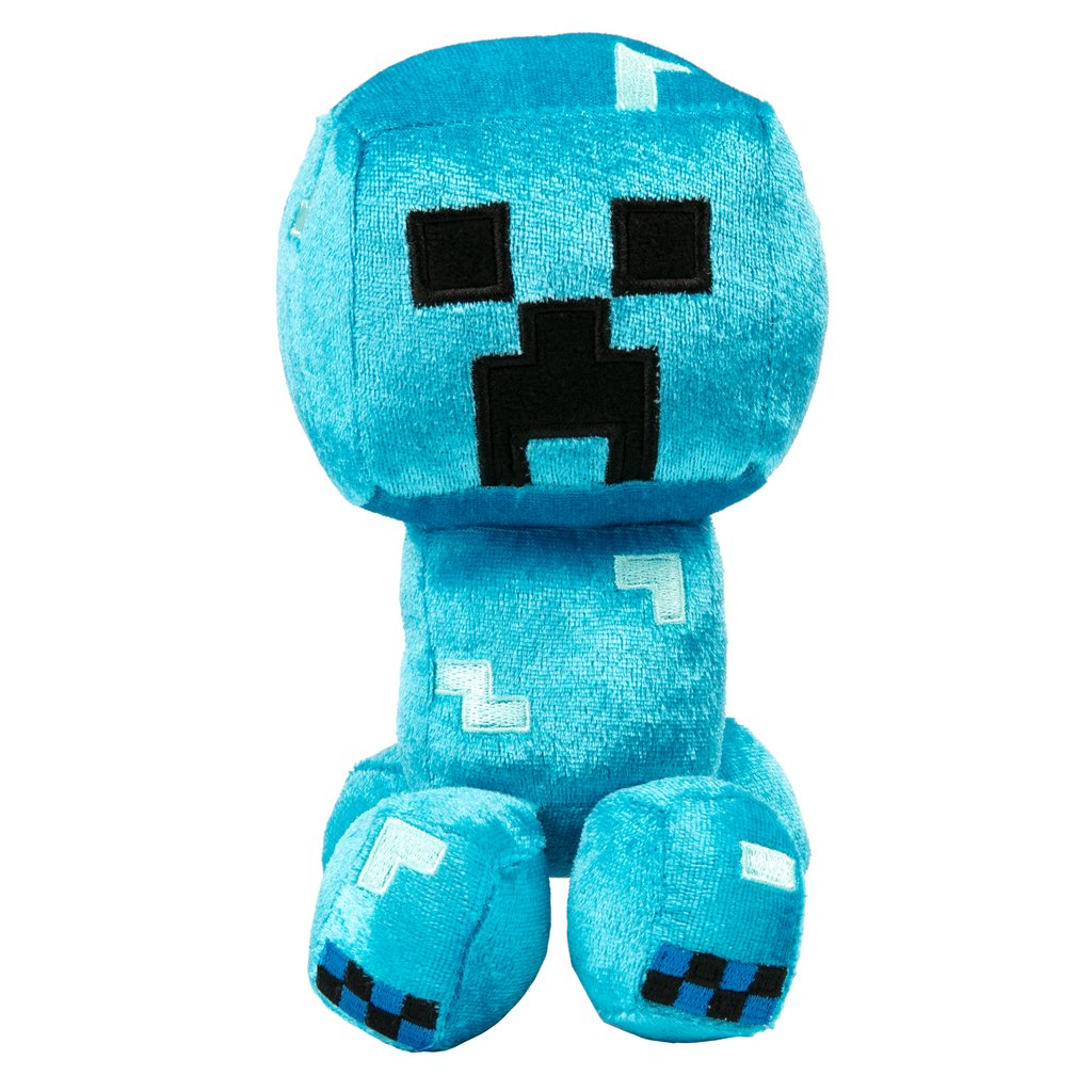 Plus Minecraft Happy Charged Creeper