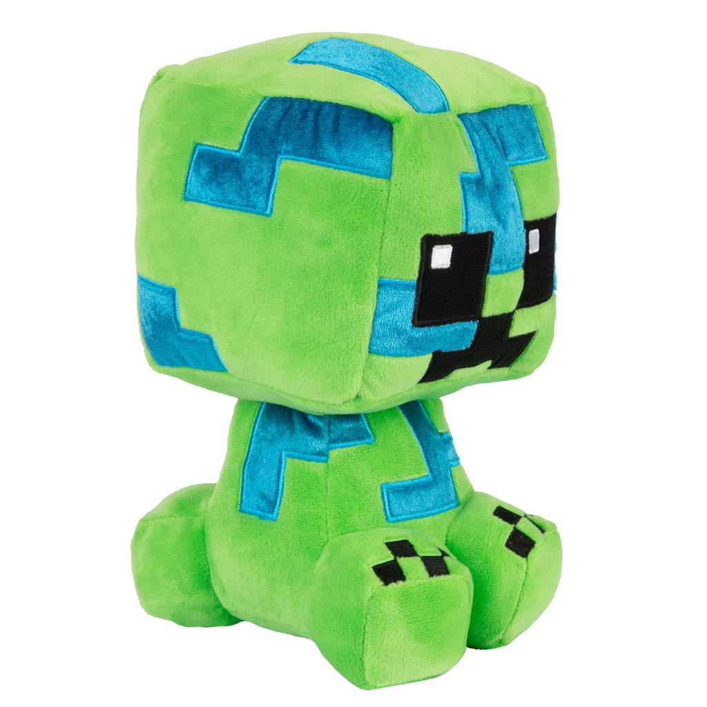 Plus Minecraft Mega Charged Creeper