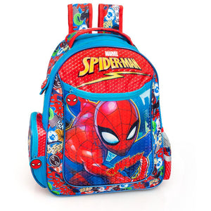 Ghiozdan Spiderman, ORIGINAL, 39 cm