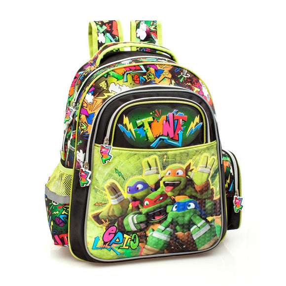 Ghiozdan Teenage Ninja Turtles, ORIGINAL, 39 cm