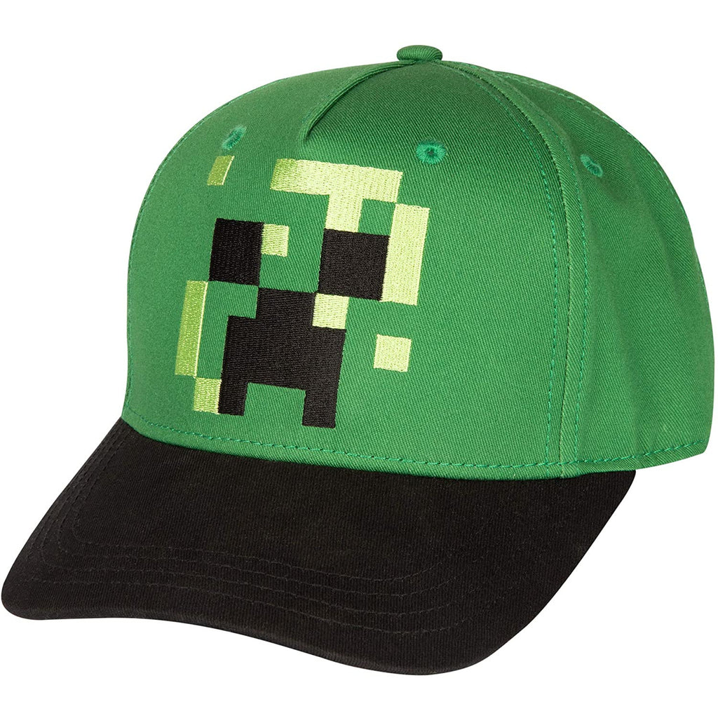Sapca Minecraft Pixel Creeper