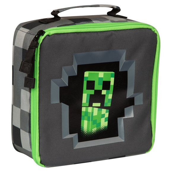 Lunch Box Minecraft, Creepy Creeper