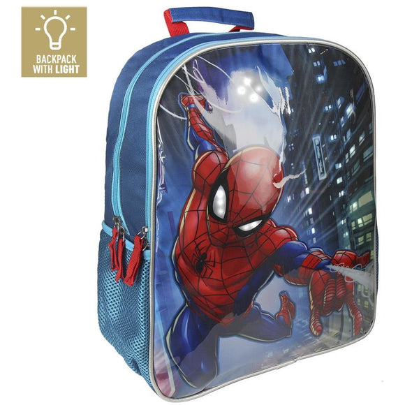 Ghiozdan Spiderman NEW, ORIGINAL, licenta Cerda, 41 cm