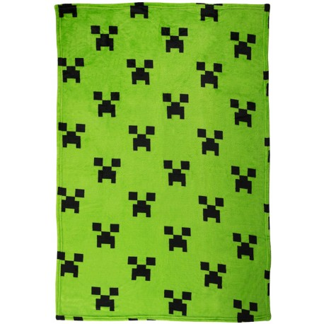 Patura copii Minecraft - Creeper, ORIGINALA