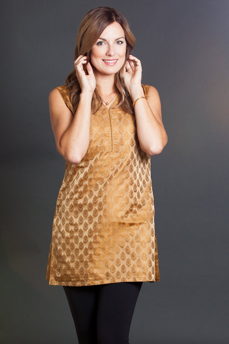 Raindrops on Fire Tunic