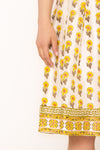 The Banaras Sunrise Dress