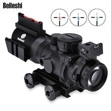 4 X 32 Hunting Sight With Cross Hair, 20mm Rail Mount.