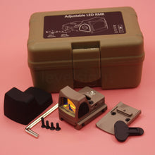 RMR Style Tactical Sight, available in 3 colors.