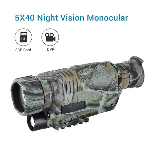 Night Vision and Infa Red Digital Video Camera