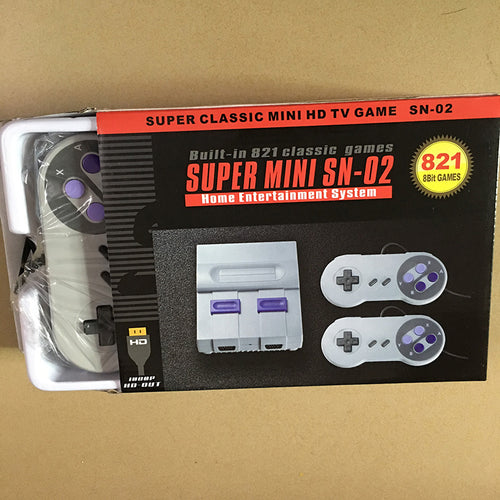 Classic Super Mini with over 700 Classic games built in.