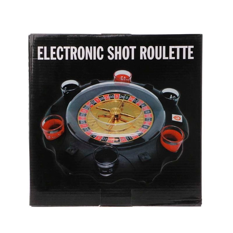 Electronic Shot Roulette