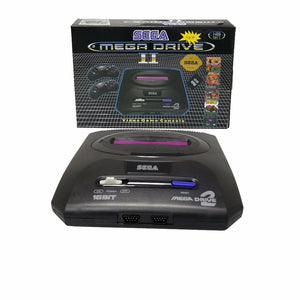 Sega Mega Drive 2 With 9 Built In Games
