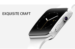 New Touch Screen Smart Watch, SIM and Memory Card Support.