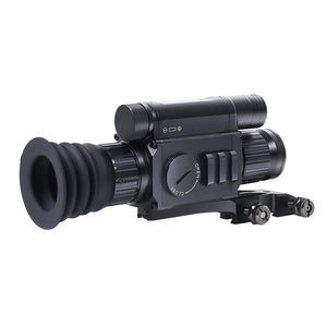HD Digital Hunting Scope With Night Vision, 6.5 X 12