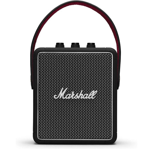 Portable wireless bluetooth speaker rock retro audio speakers for stockwell i ii BT bass Speaker Black Play time 20+h