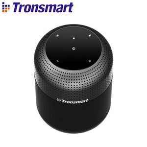 Tronsmart T6 Max Bluetooth Speaker 60W Home Theater Speakers TWS Bluetooth Column with Voice Assistant, IPX5, NFC, 20H Play time