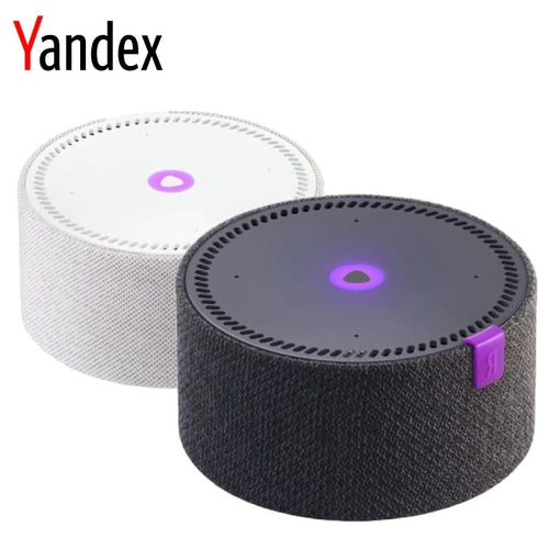 Intelligent column Yandex station mini яндекс.станция smart home smart speaker ecosystem new