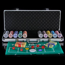 Texas Holdem poker chip set, Available In Various Box Sets.