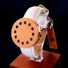 12 hole Luxury LED Watch.