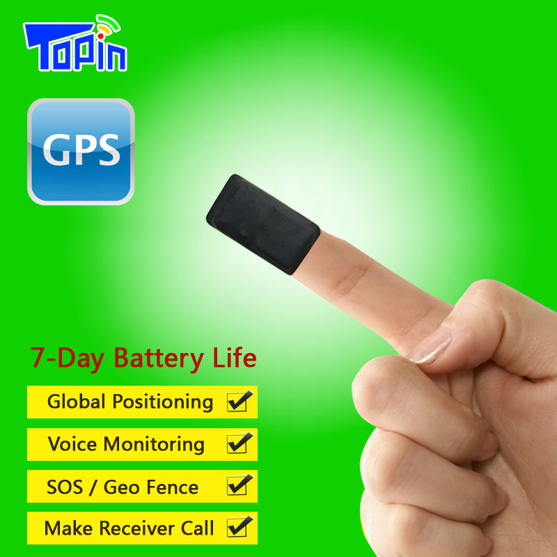 New T3 Super Mini GPS Tracker With SOS, voice Monitoring And Real-time Call Tracking + Playback.