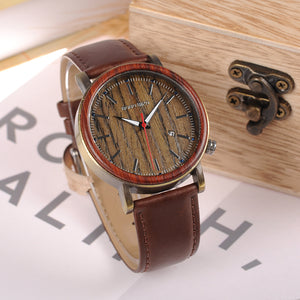 BOBO BIRD WO27 2017 Vintage Watch Available in Three Designs