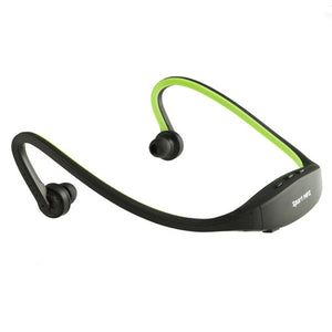 2GB Sports Wireless Headphones With MP3 Music Player.