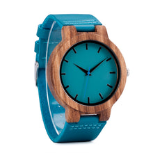 High Quality Retro Bamboo Wood Watch.