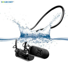 NEW APT-X V30 Bone Conduction, 4G or 8G Memory, IPX8 Waterproof Headphones, Perfect For Swimming And Outdoor Sports With Micro USB Charging Port.