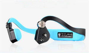 Water proof bone conduction blue tooth Headphones, Noise ReductionBuilt In Microphone