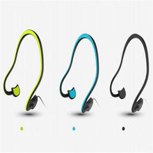 Waterproof bone conduction wireless headphones