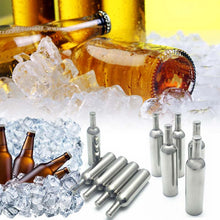 Stainless Steel Wine Bottle Drink Coolers.