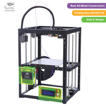 Flying bear 3D Printer kit, Dual Z Design.