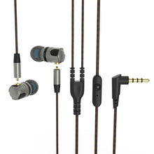 Detachable Stereo Ear buds With Mic.