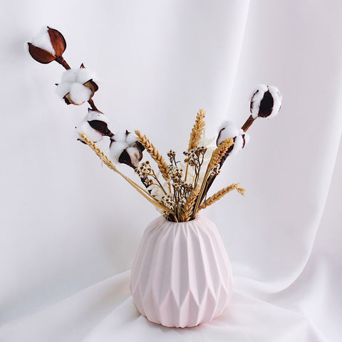 Dried Blooms in Penelope Vase