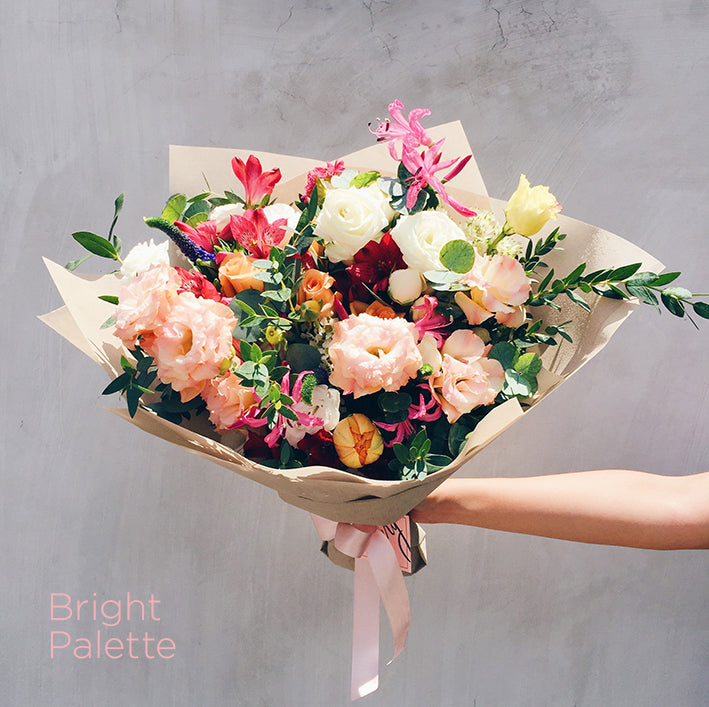 Large Bouquet – WITH EVERY