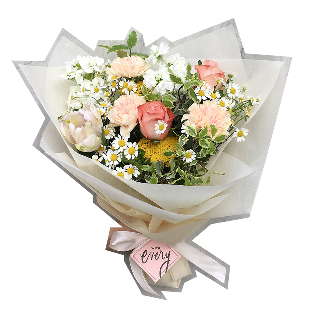 With every singapore flower delivery floral subscription images izmirmasajfo