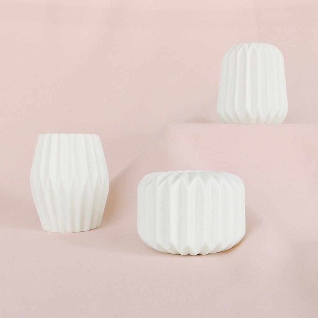 Mini Votives - White