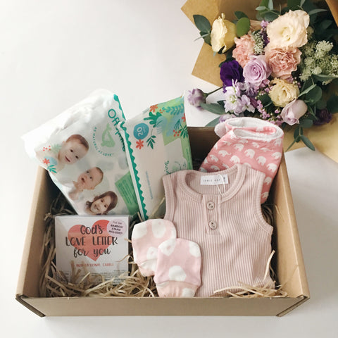 The Baby Necessities Box