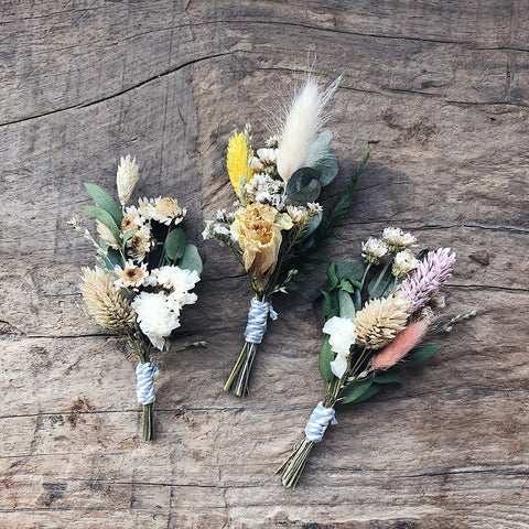 dried flowers mini