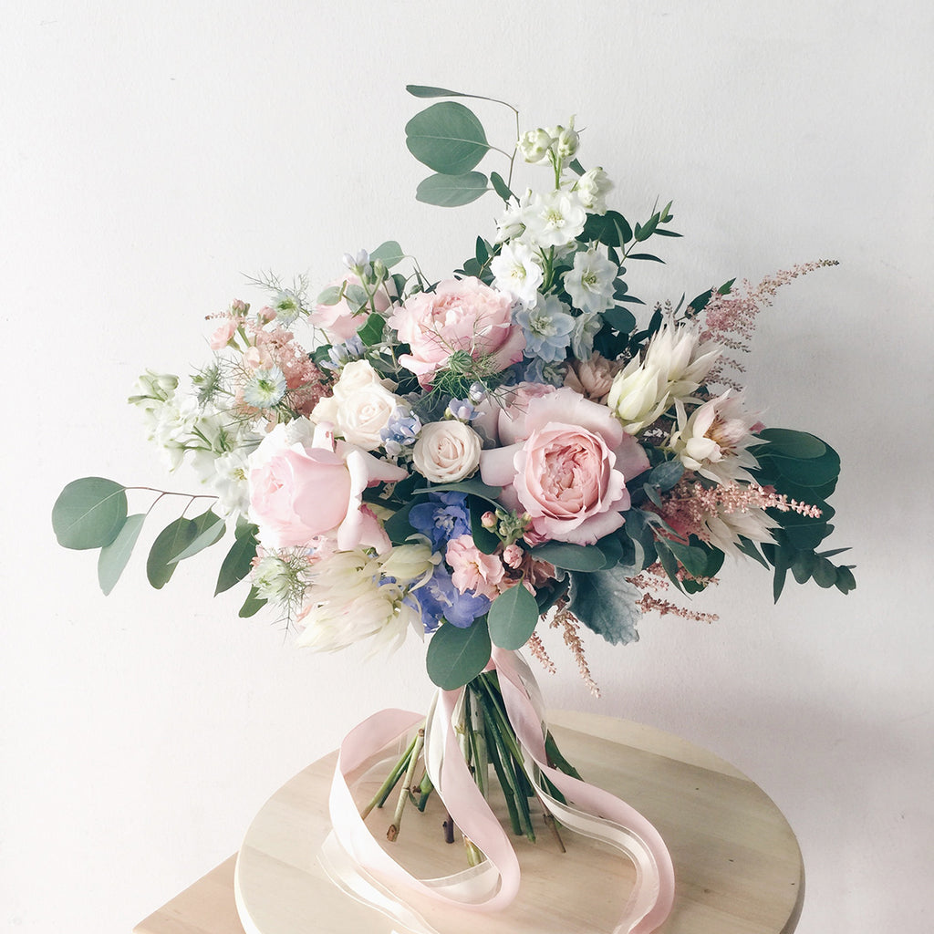 Portfolio Weddings Custom Bridal Bouquets With Every In