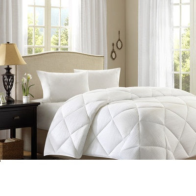 HOMEBEE CAMPUS PURE WHITE DUVET