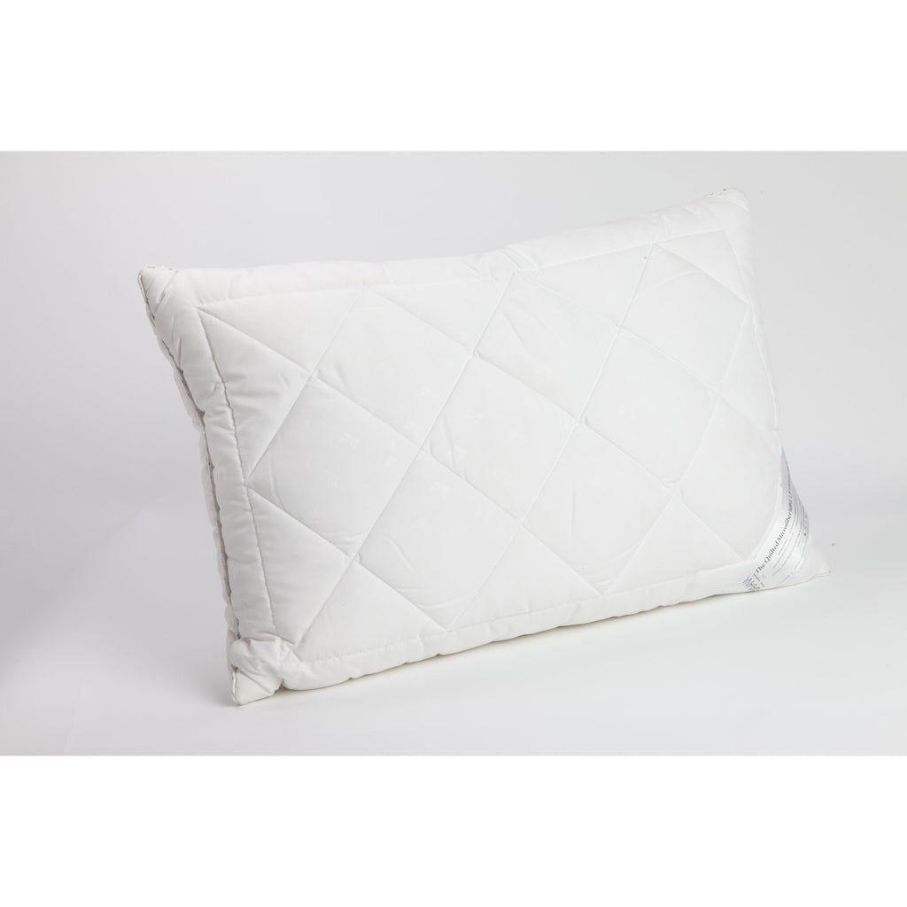 SUPER SOFT QUILTED 'Wake up Fresh' MICROFIBER PILLOW
