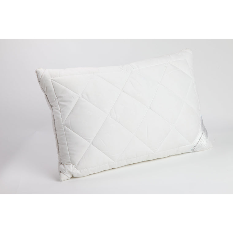 KING SIZE SUPER SOFT QUILTED 'Wake up Fresh' MICROFIBER PILLOW