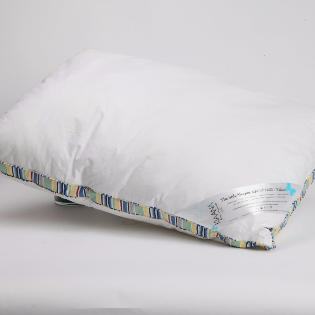 SIDE SLEEPER 'Wake up Fresh' PILLOW