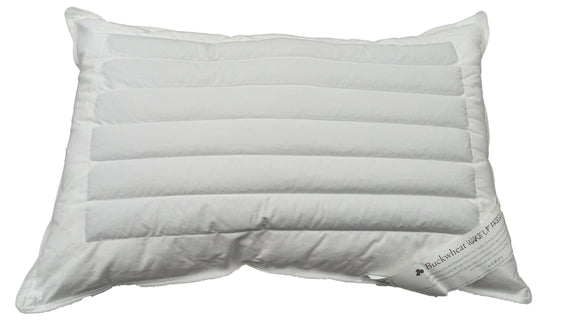 BUCKWHEAT HULL  HYPOALLERGENIC 'Wake up Fresh' Pillow