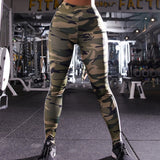 Camouflage Painting Leggings