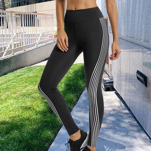 Reflective Fitness Leggings